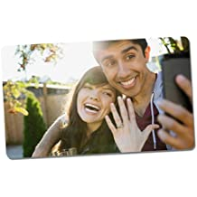 exciting Lives Personalised Photo Fridge Magnet - Birthday, Anniversary, Valentines Gift Idea