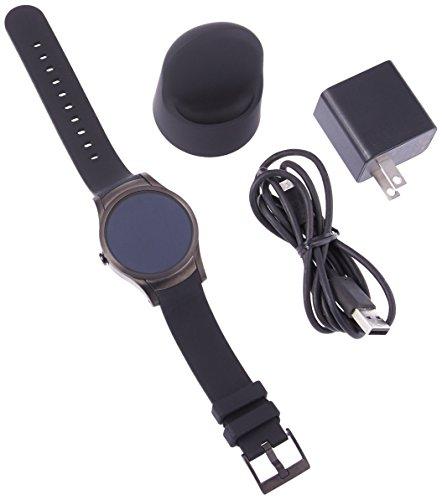Quanta Wear24 Android Wear 2.0 42mm 4G LTE Wifi+Bluetooth Smartwatch (Gold) (Generalüberholt) -