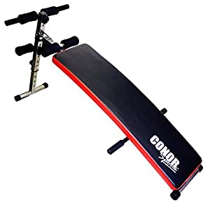 Oypla Conor Sports Folding Sit Up AB Bench