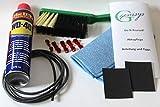 Winter + Akku - Pflege Set L für Husqvarna Automower / Gardena Mähroboter | DIY Wartungs- / Reinigungs- Kit inkl. Dichtung + Torx Set + WD40