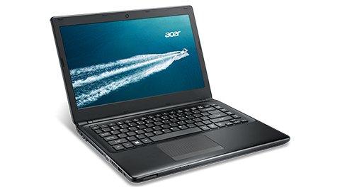 Acer Travelmate P253-M-33114G50MAKS Notebook (Intel 2.400MHz Prozessor, 500GB Festplatte, Intel HD 4000 Grafikkarte) Acer Travelmate 4000 Notebook