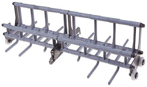 Comenda Wagen für Spülmaschine GMC2700, GMC3500, GMC4500, GMC5500, GMC Breite 210mm Höhe 140mm Länge 505mm Transportsystem