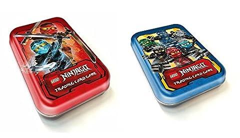 LEGO Ninjago Sammel Karten Box, Dose für Trading Cards in
