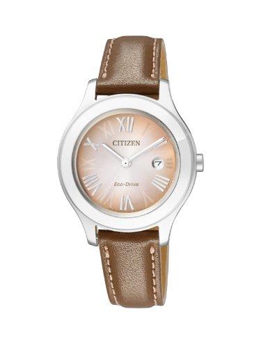 Citizen lady eco drive fe1040-48w - orologio da polso donna