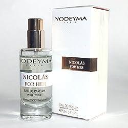 Yodeyma Nicolas For Her woman eau de parfum 15 ml