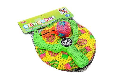 The Toy Company Wasserbomben Schleuder für Pool Splash Ball Firsbee