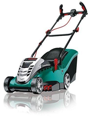 Bosch DIY Akku-Rasenmäher Rotak 370 LI, 2 Akku, Ladegerät, 40 l Grasfangkorb, Karton (36 V, 2,0 Ah, 37 cm Schnittbreite, 20-70 mm Schnitthöhe)