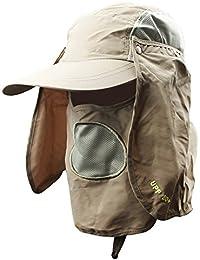 Unisex Sombrero de sol gorra visera/béisbol deporte secado rápido protección solar sombrero de Plein