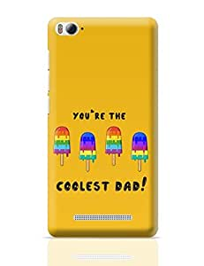 PosterGuy Mi 4i Case Cover - Coolest Dad | Designed by: Arwa