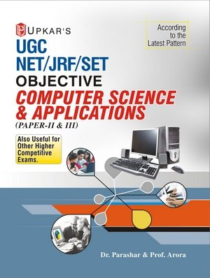 UGC NET/JRF/SET Objective Computer Science & Aplications (Paper II & III) (English) price comparison at Flipkart, Amazon, Crossword, Uread, Bookadda, Landmark, Homeshop18
