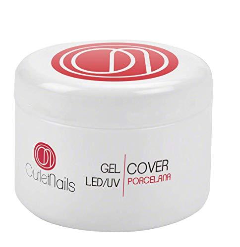 UV Gel Cover Pink 30ml uñas gel - UV/Led secado