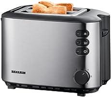 Severin AT 2514 Automatik-Toaster (850 W) edelstahl