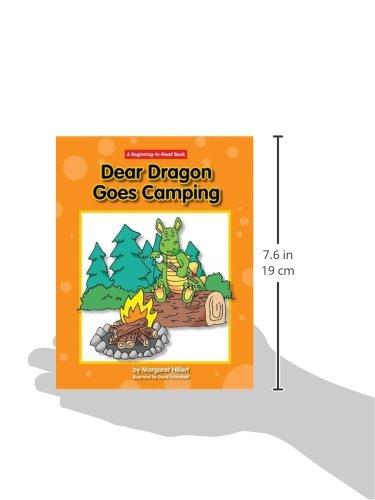 Dear Dragon Goes Camping (Dear Dragon: Beginning-to-Read Book)