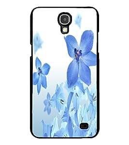 ColourCraft Beautiful Flowers Design Back Case Cover for SAMSUNG GALAXY MEGA 2