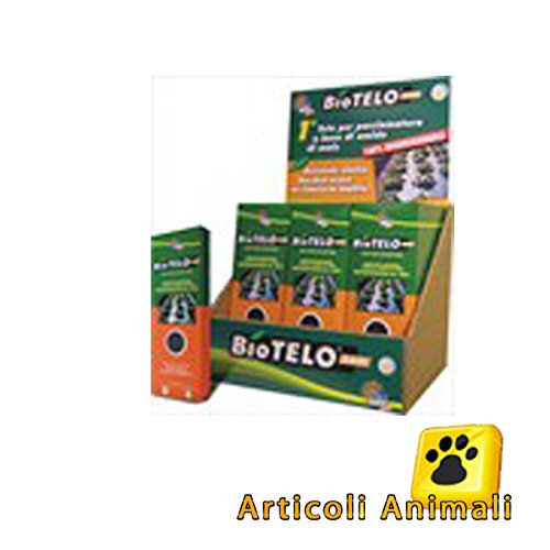 biotelo pour paillage hobbysti 1.4 MT x 10 mt biodégradable