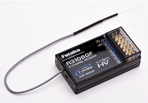 Futaba R3106GF Receiver 6ch T-FHSS Mono HV