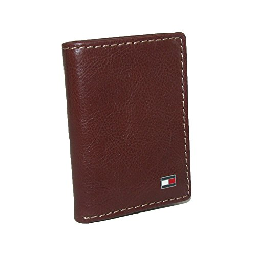 Mens Leather Logan Trifold Wallet