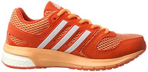 adidas Questar W, Scarpe Running Donna Arancione (Energy/ftwr White/easy Orange)