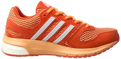 adidas Questar, Chaussures de Running Entrainement Femme Orange (Energy/Ftwr White/Easy Orange)