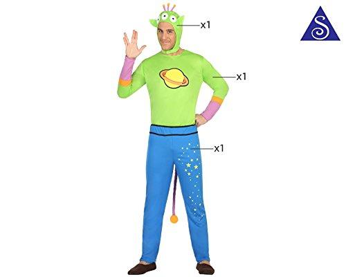 Imagen de atosa 14752–marciano, señor disfraz, tamaño xs, 46/48 alternativa