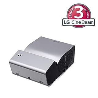 LG Minibeam PH450UG Vidéoprojecteur LED HD 1280 x 720 à Ultra-courte Focale - 450 Lumen - avec Batterie (B01LAV6PGK) | Amazon Products