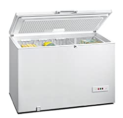 Siemens GC34MAW30 iQ500 Gefriertruhe / A++ / 249 kWh/Jahr / weiß / Supergefrieren / Beladungskapazität