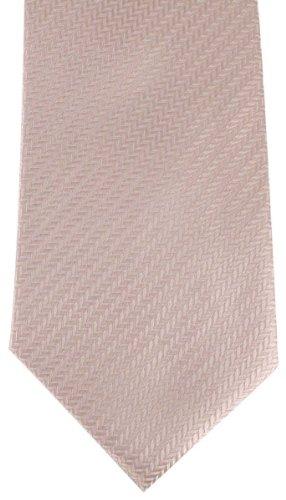 Bronzo a spina di pesce Cravatte di David Van Hagen