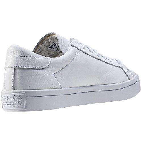 adidas Courtvantage S76210, Basket homme White White