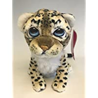 "CUTE BABY CUBS White Tiger Brown Tiger Leopard Lion Cute Cuddly Gift quality 12"" 30cm soft toy plush (LEOPARD CUB)"