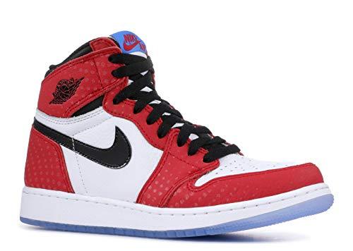 sale retailer e65fb 97069 Nike Air Jordan 1 Retro High Og GS, Scarpe da Fitness Uomo, Multicolore (