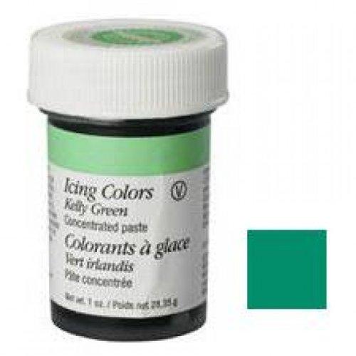Wilton Kuchen & Cupcake Lebensmittel Farbe Gel - Kelly grün (Grüne Lebensmittel)