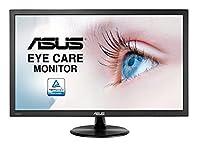 ASUS VP247HA 23.6 inch Monitor (FHD, 1920 x 1080, VA, HDMI, D-Sub, Speakers, Flicker Free, Low Blue Light, TUV Certified)