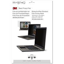 3M Blickschutzfilter Standard passend für Notebooks mit 35.6 cm (14.0 Zoll) Displays [310 x 175 mm, Seitenverhältnis 16:9]