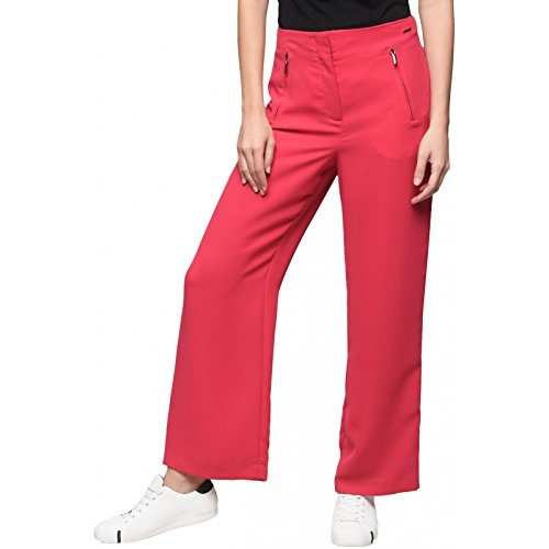 ARMANI EXCHANGE Damen Hose Rot magenta Medium