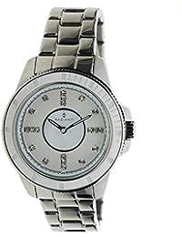 8e6b0480d5a7 Radiant Ra-93202 Reloj Analogico para Mujer Colección Privalia Caja De  Acero Inoxidable Esfera Color