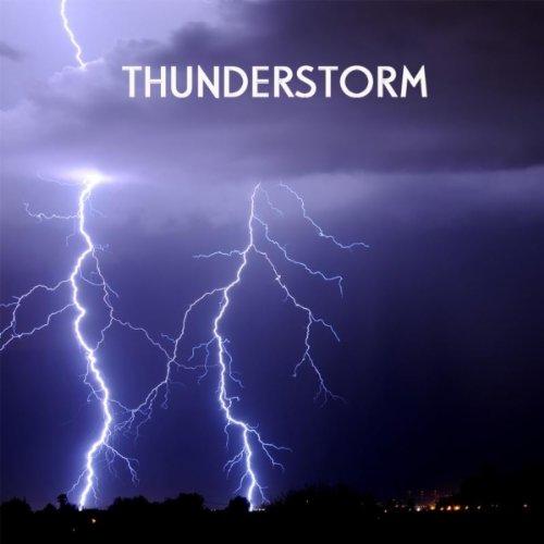 Relaxing Thunder Sound, Thunde...