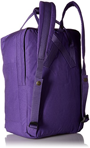 Fjällräven Unisex Kånken Laptop 17 Rucksack Purple