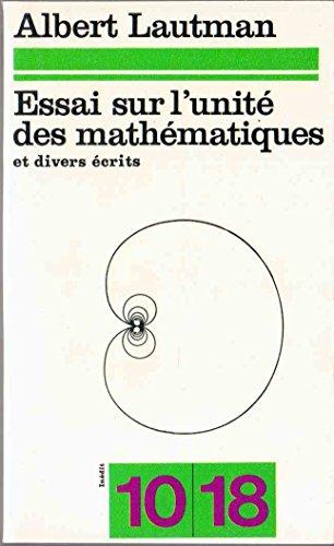 Essai sur unité mathematique