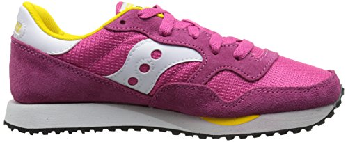 SAUCONY S60124-26 DXN TRAINER fuxia scarpe donna sneakers Fuxia