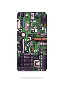 alDivo Premium Quality Printed Mobile Back Cover For Vivo V1 Max / Vivo V1 Max Back Case Cover (MKD038)