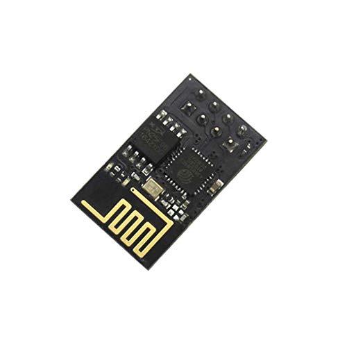 Dergtgh ESP8266 ESP01 ESP01 Serielle WiFi Modul Transceiver Empfängerplatine lwIP AP + STA für Arduino DIY-Kit Balun Transceiver Kit