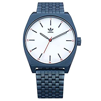 Adidas Originals Process_m1 Watch One Size Navy/Silver Sunray/Red	Listing retirado	Posible uso indebido de marcas comerciales ( (Adidas))