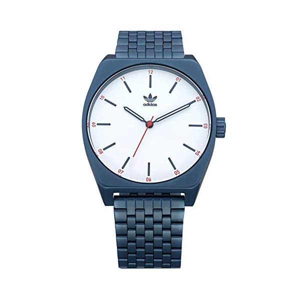 Adidas Originals Process_m1 Watch One Size Navy/Silver Sunray/Red	Listing