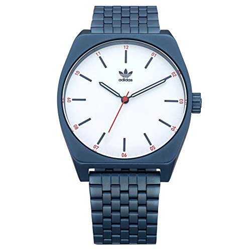 Adidas Originals Process_m1 Watch One Size Navy/Silver Sunray/Red
