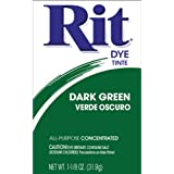 Rit Tint And Powder Dye(Dark Green) by Rit Dye