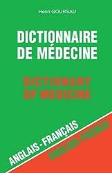 Dictionnaire de médecine : Anglais-Français