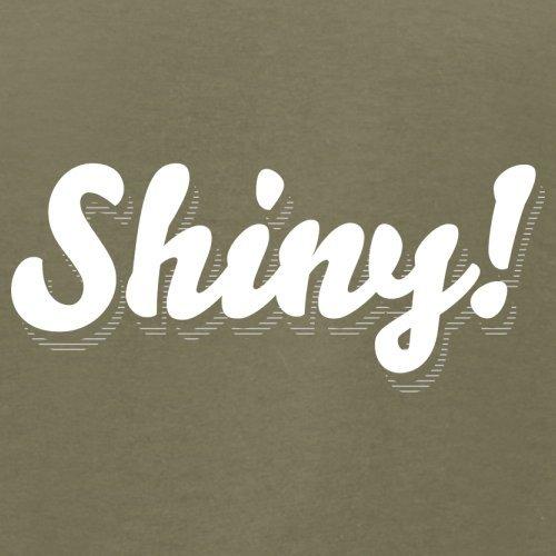 Shiny! Serenity - Herren T-Shirt - 13 Farben Khaki