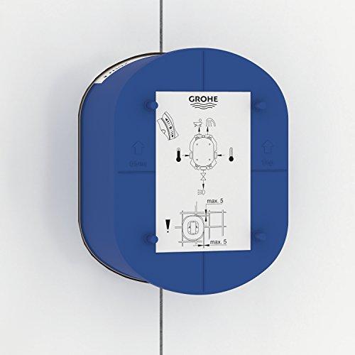 GROHE Grohe Rapido T   Brause- und Duschsysteme - Unterputz-Universal-Thermostat   35500000