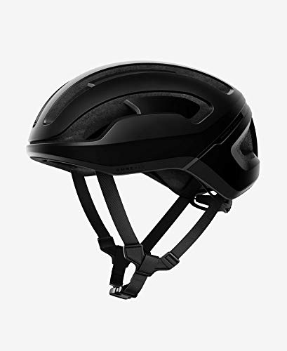 POC Omne Air SPIN - Casco, Unisex Adulto, Uranium Black Matt, LRG