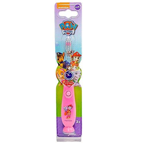 Nickelodeon - Cepillo Patrulla Canina con Luz Rosa   3a+